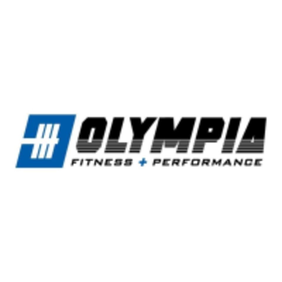 Olympia Fitness + Performance logo