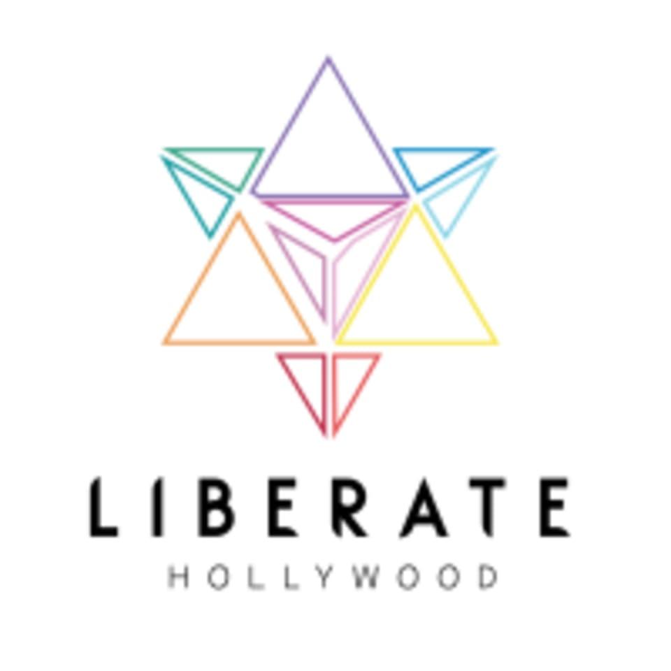Liberate Hollywood logo