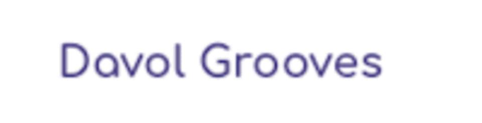 Davol Grooves logo
