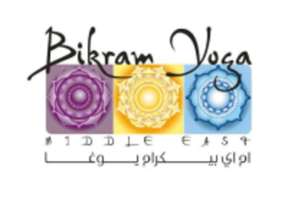 Bikram Yoga Middle East logo