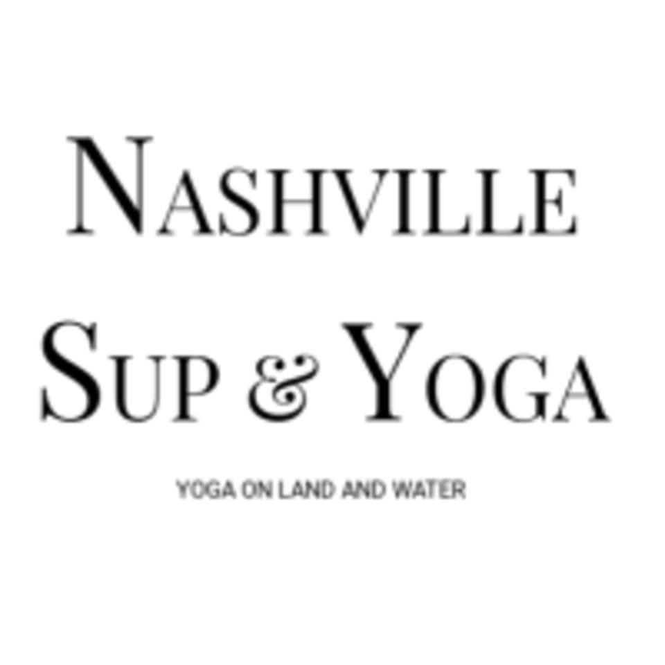 Nashville SUP & Yoga logo