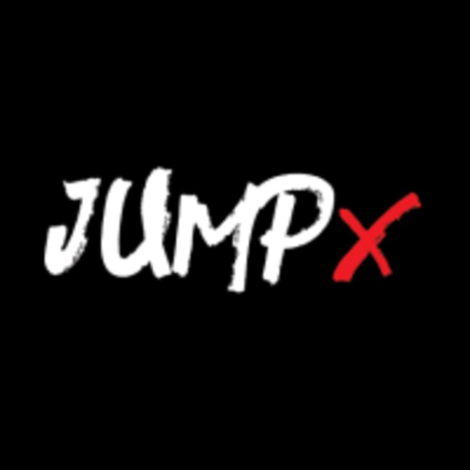 Jump X logo