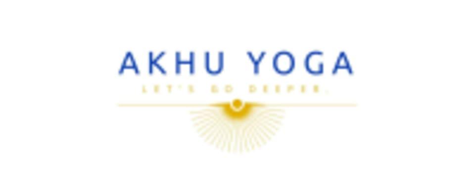 Akhu Yoga logo
