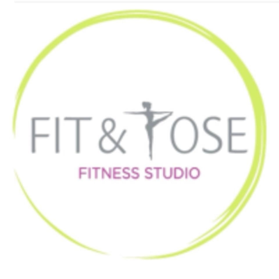 Fit and Pose Fitness Studio logo