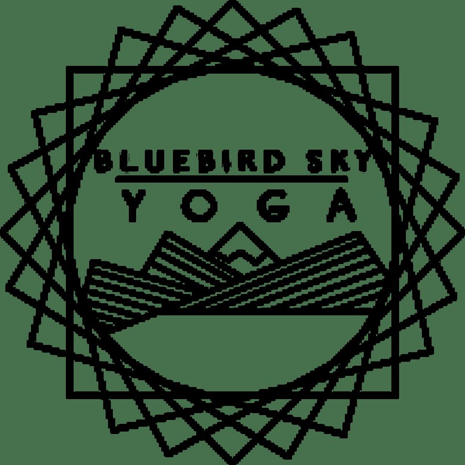 Bluebird Sky Yoga logo