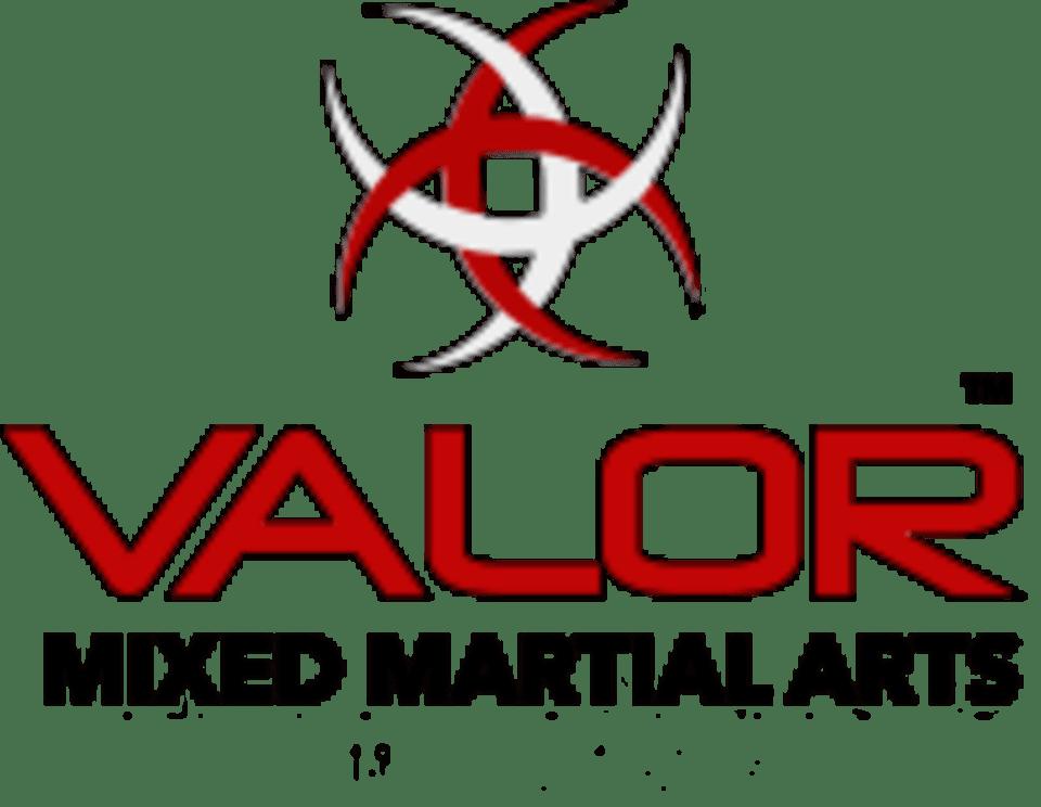 Valor Mixed Martial Arts logo