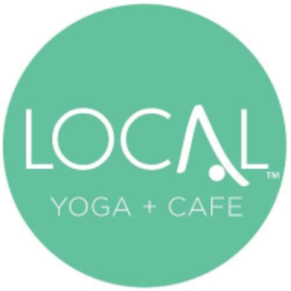 Local Yoga Cafe logo
