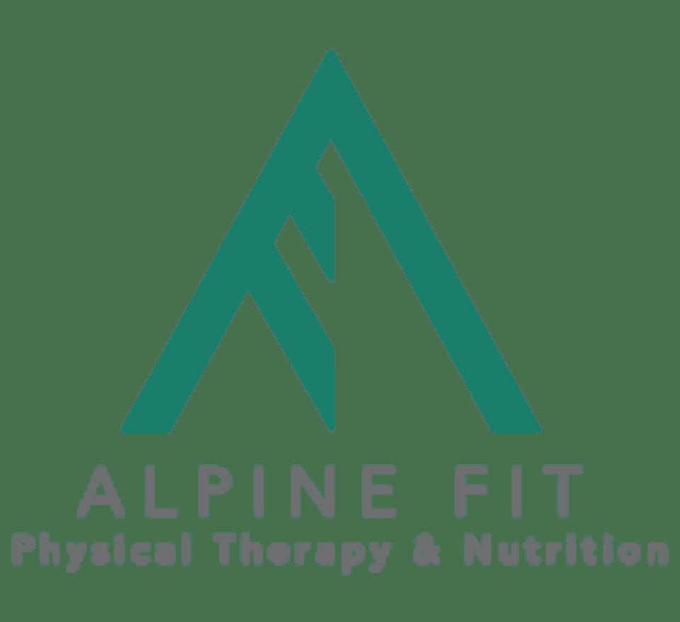 Alpine Fit logo
