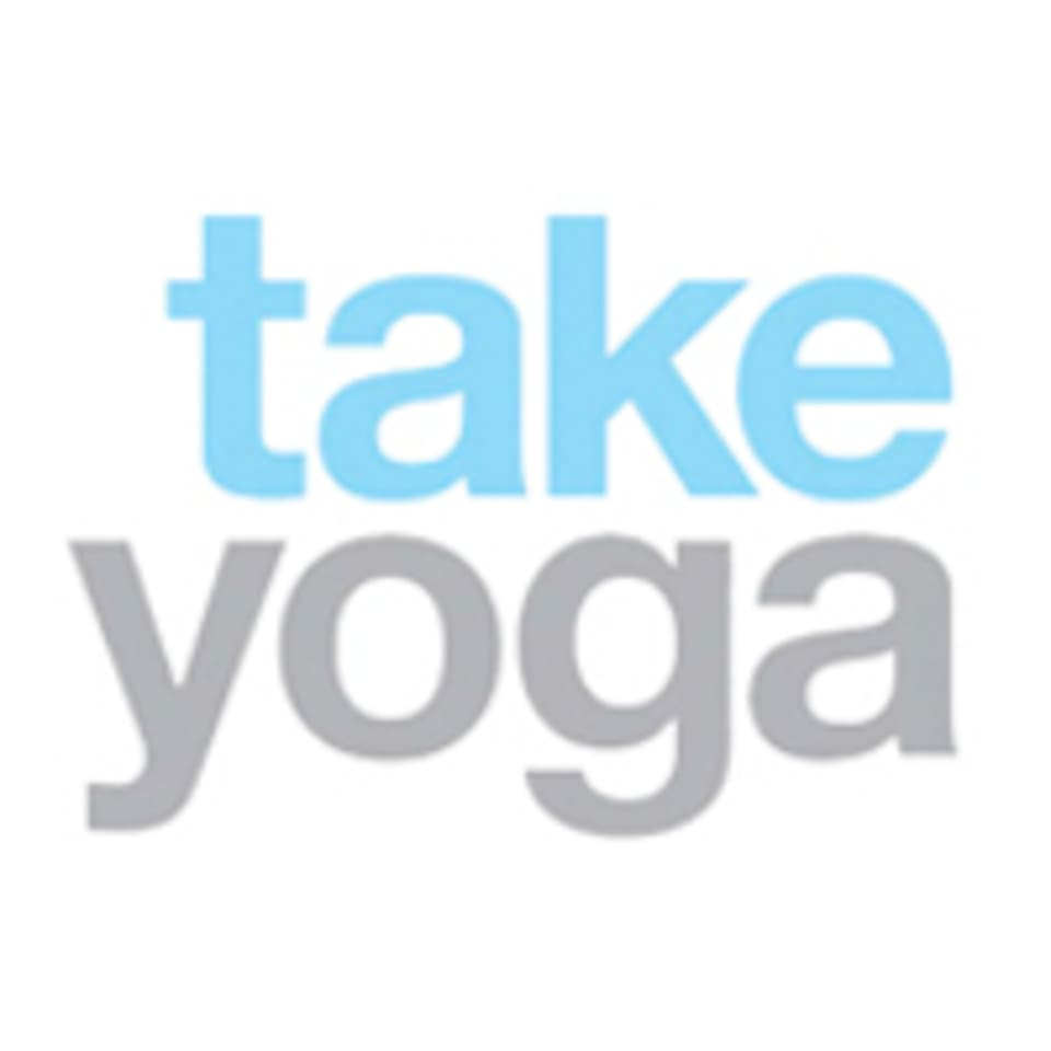take yoga  logo