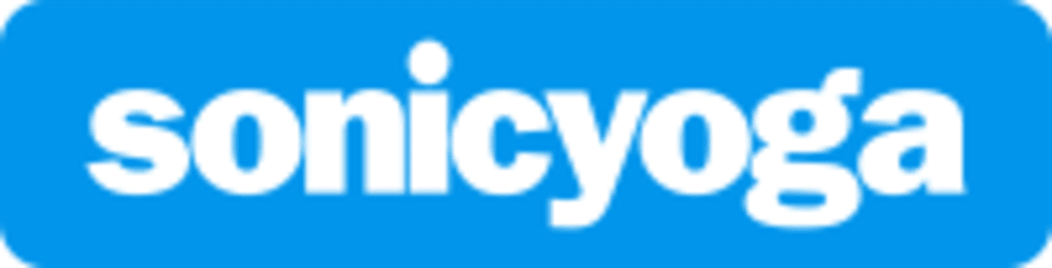 Sonic Yoga logo