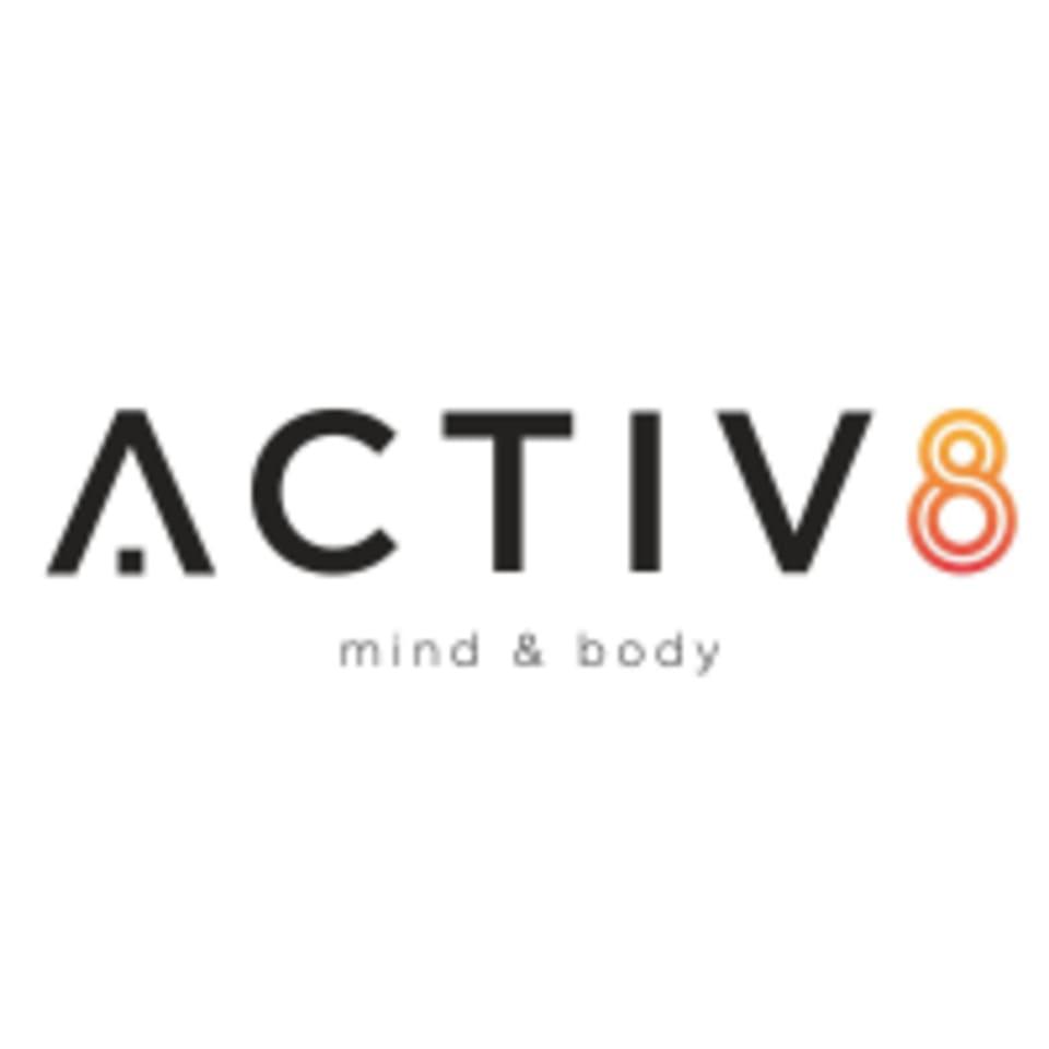 ACTIV8: Mind & Body logo
