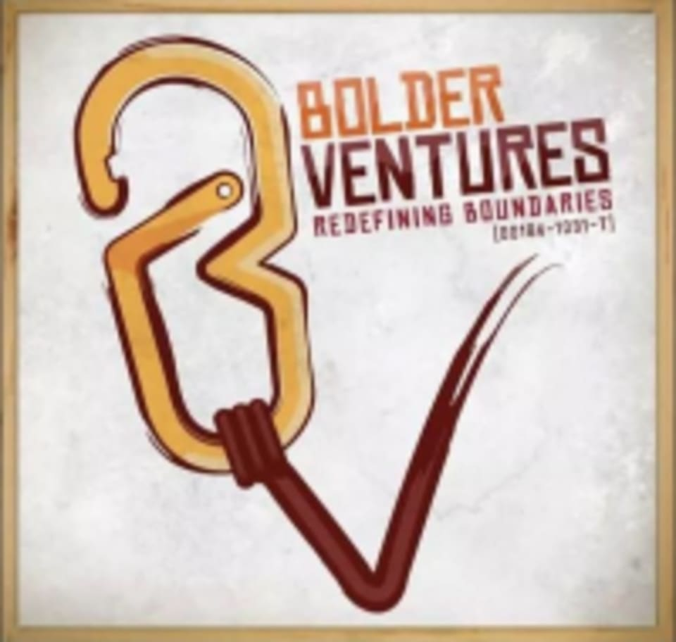 Bolder Ventures Climbing Gym logo
