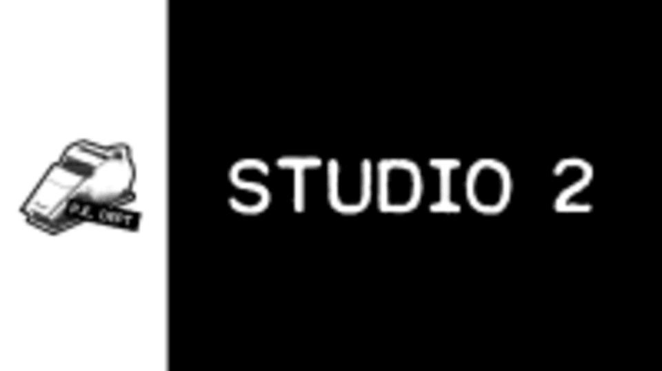 P.E. Dept Studio 2 logo