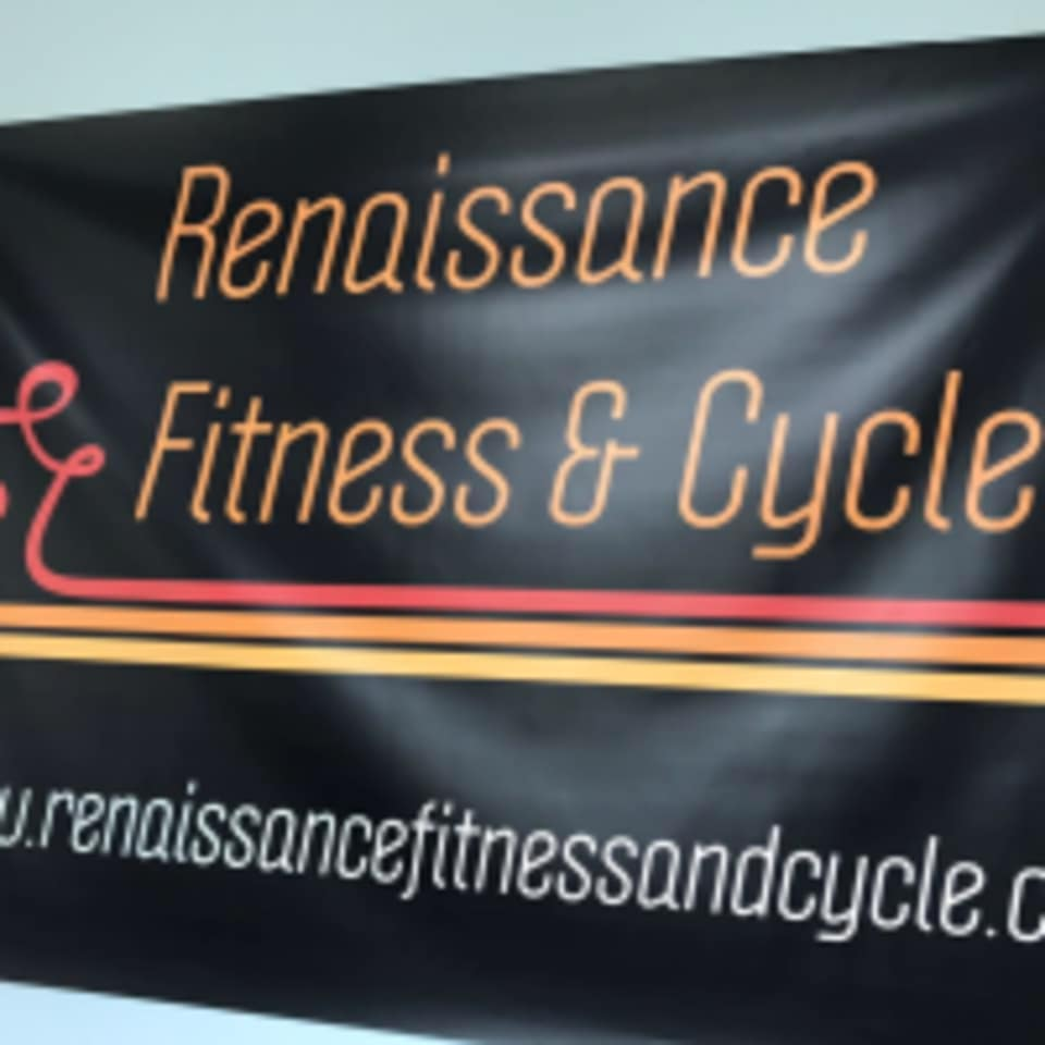 Renaissance Fitness and Cycle logo