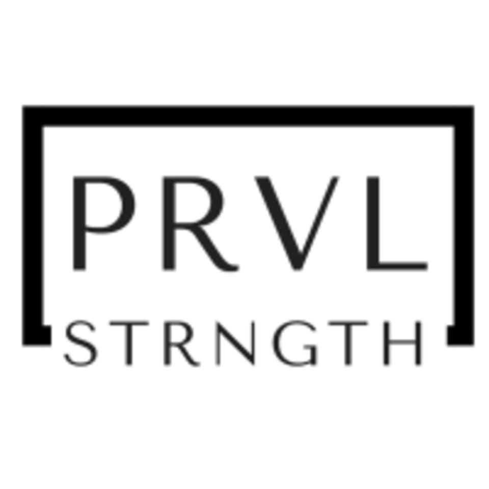 Prevail Strength and Fitness logo