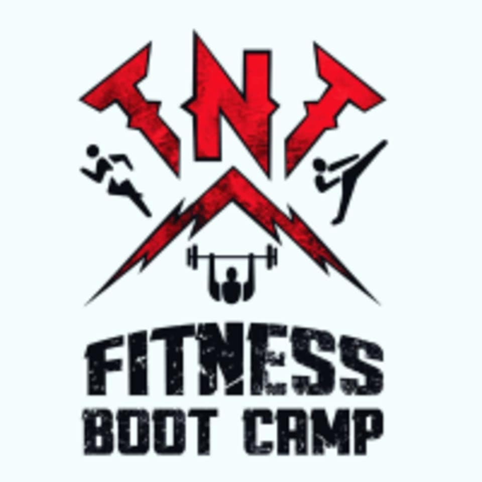 TNT Fitness Bootcamp logo