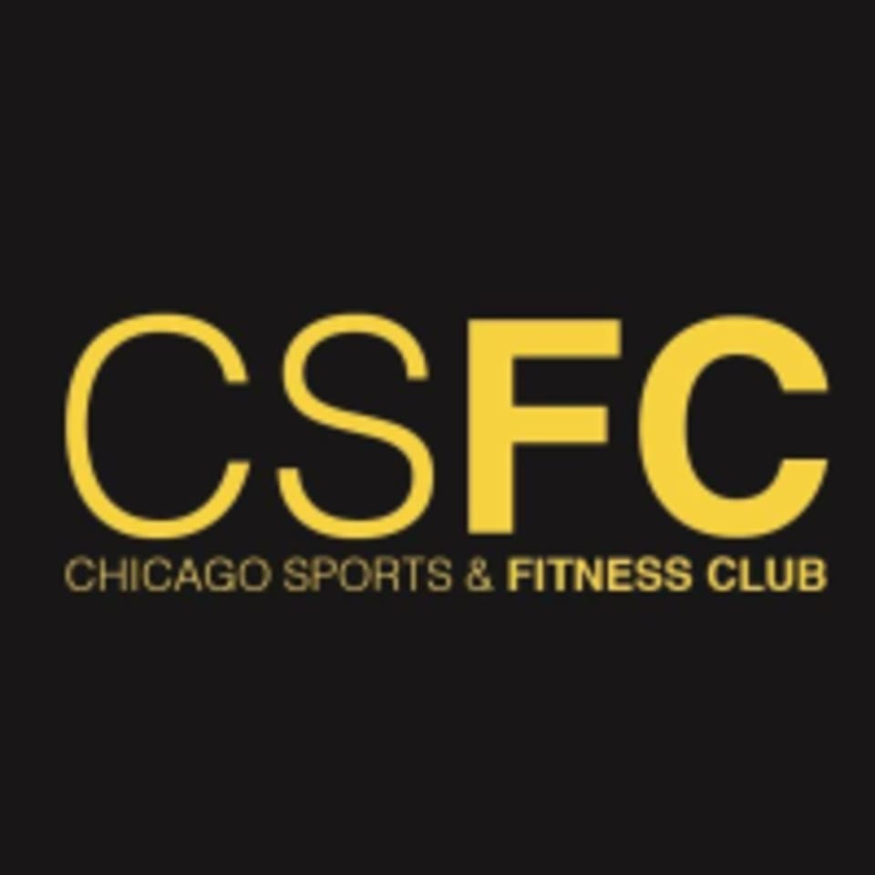 Chicago Sports & Fitness Club logo