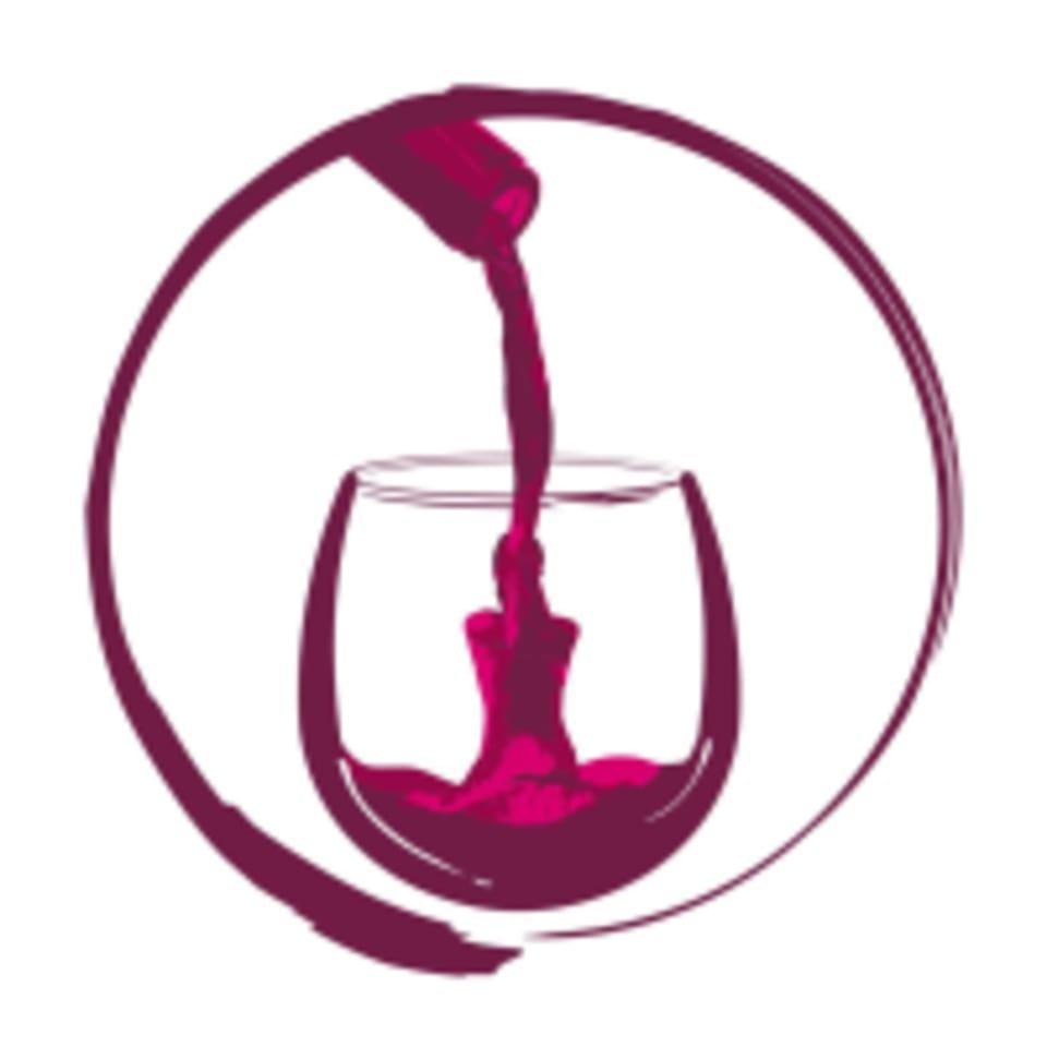 Unwined on White logo