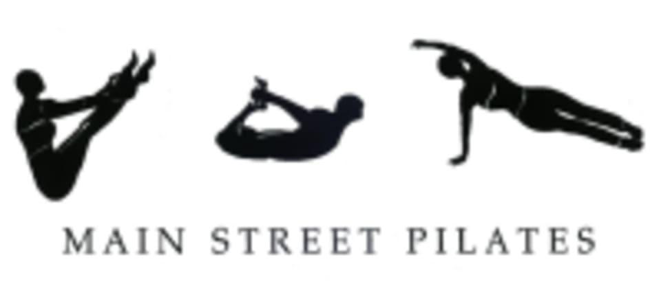 Main Street Pilates Studio logo