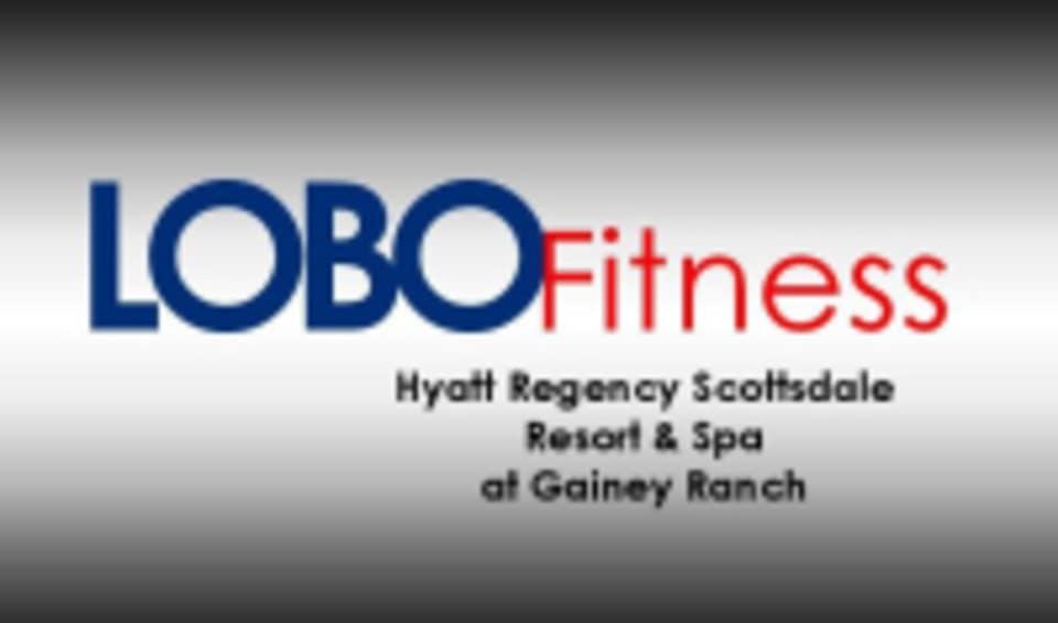 Lobo Fitness logo
