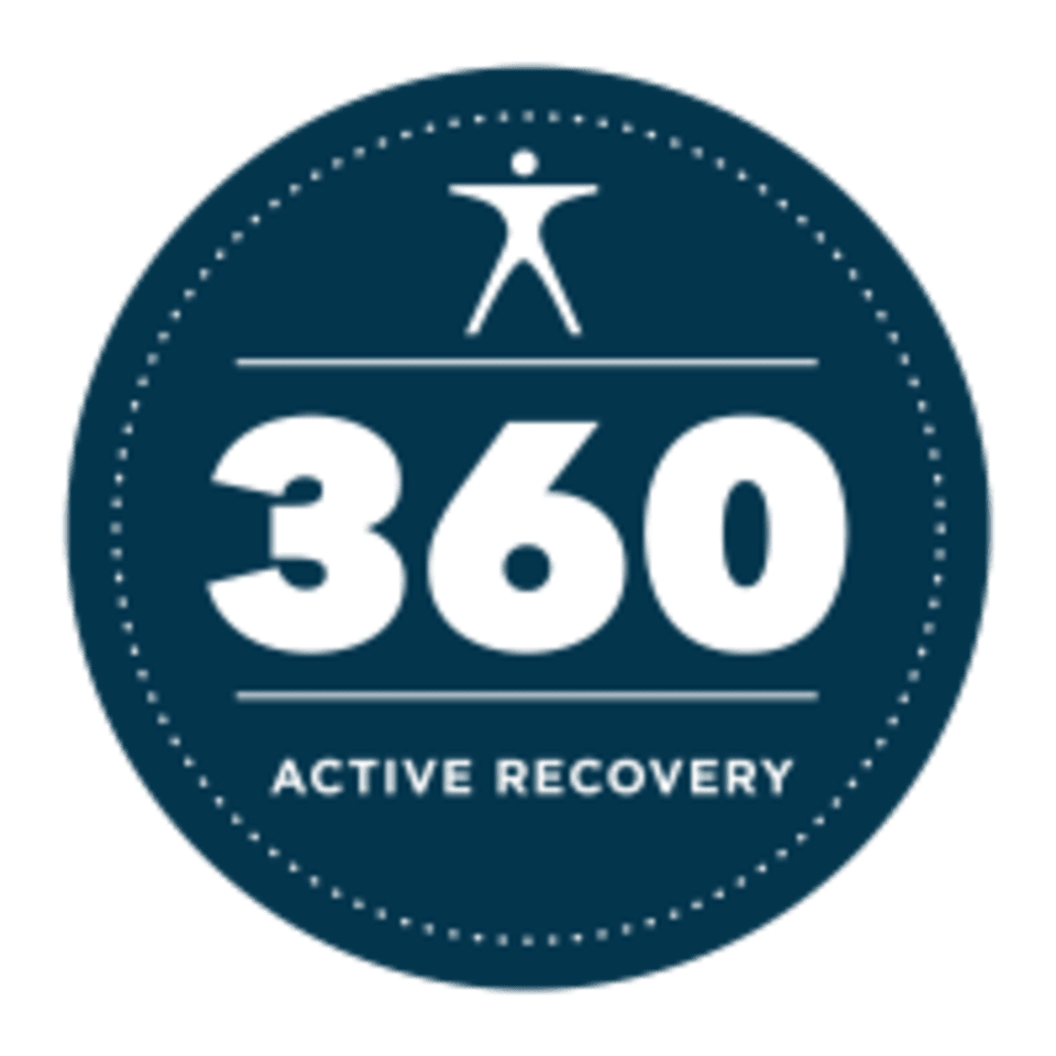 360 Active Recovery  logo