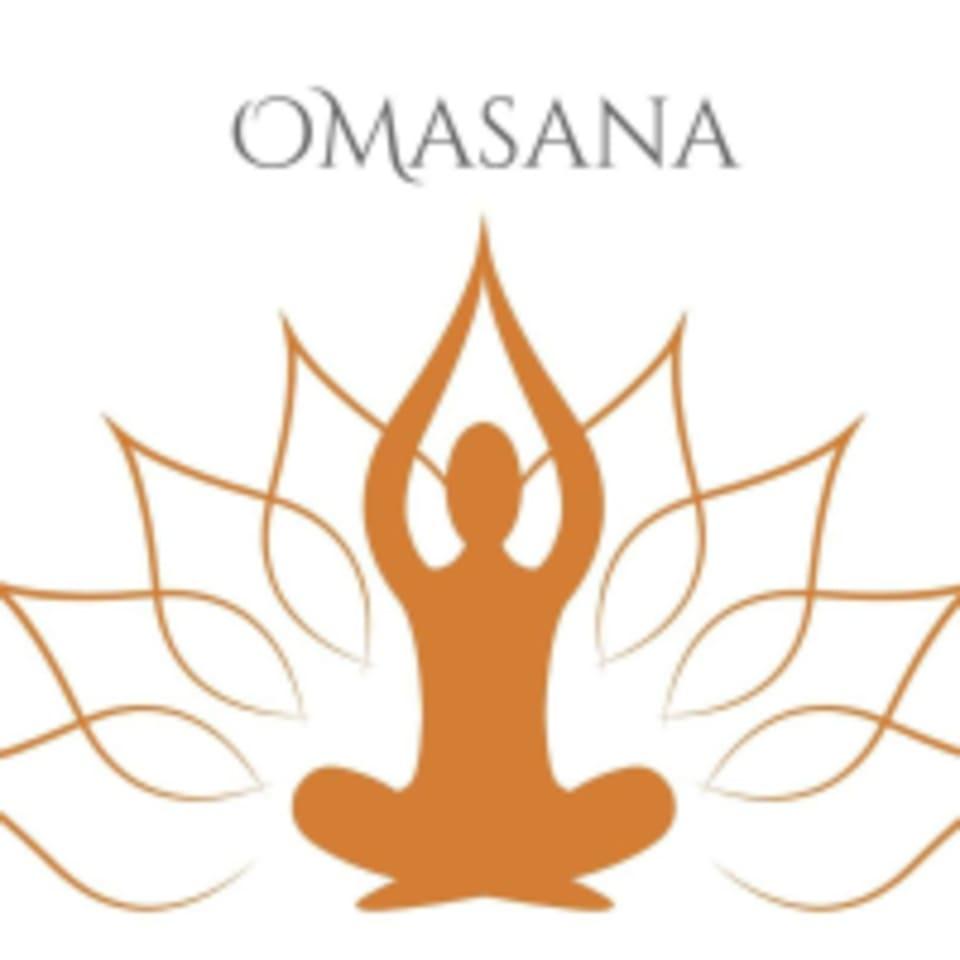 OMasana Yoga Center logo