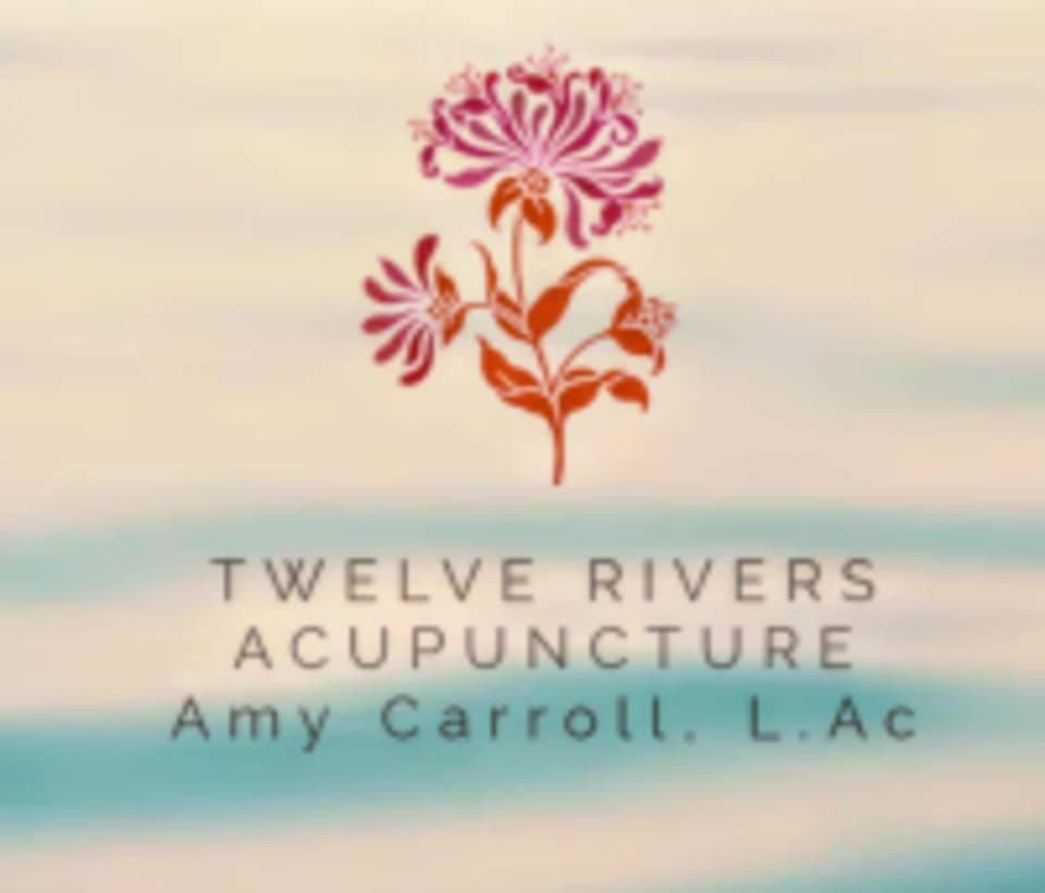 Twelve Rivers Acupuncture logo