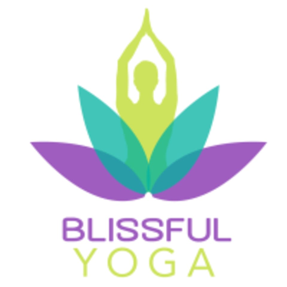 Blissful Yoga logo