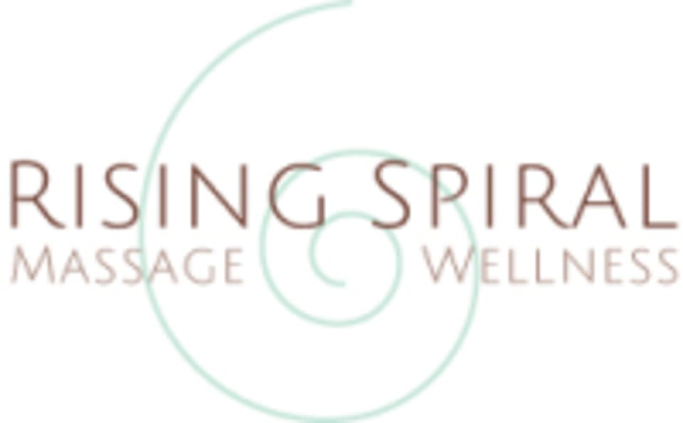 Rising Spiral Massage logo