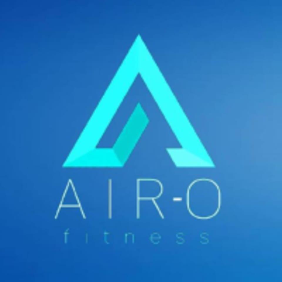 Air-O Fitness logo