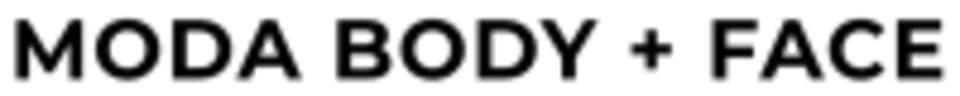 Moda Body + Face logo