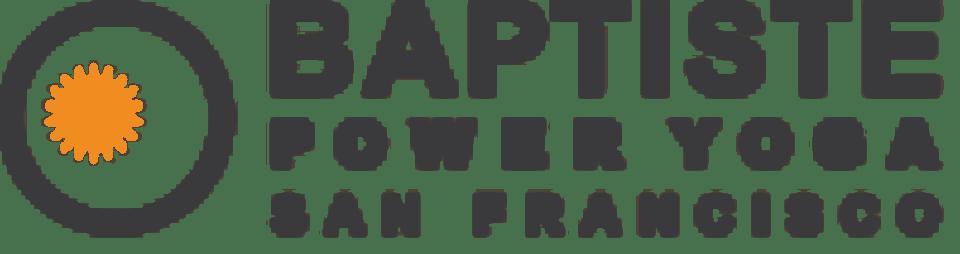 Baptiste Yoga San Francisco logo
