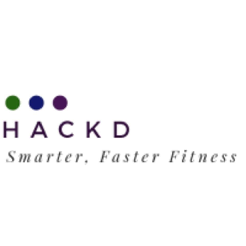 HACKD Fitness logo