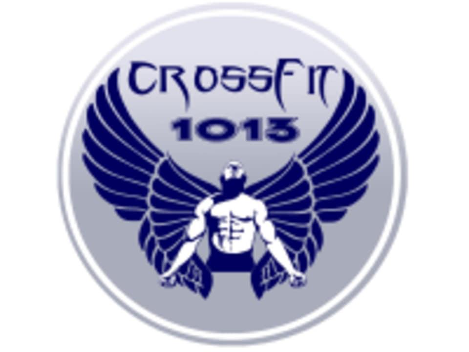 CrossFit 1013  logo