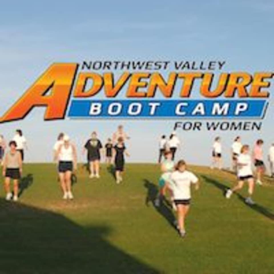 Northwest Valley Adventure Boot Camp logo