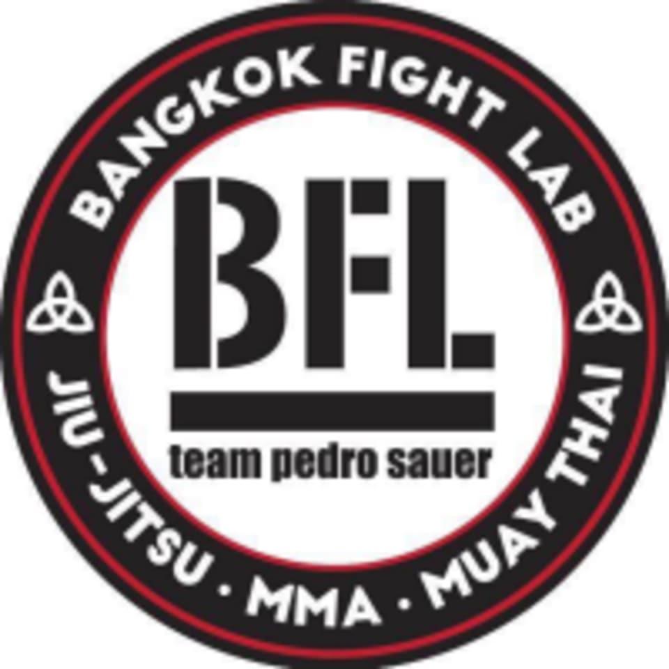 Bangkok Fight Lab logo