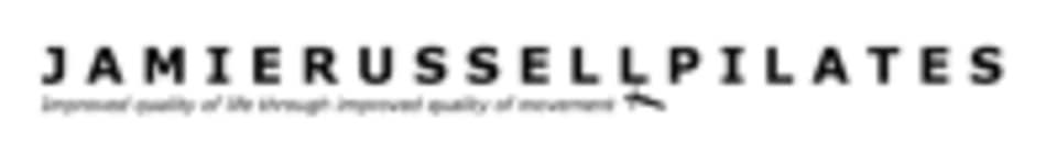 Jamie Russell Pilates logo