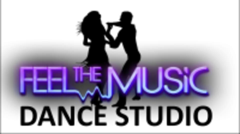 Feel the Music Dance Studio logo