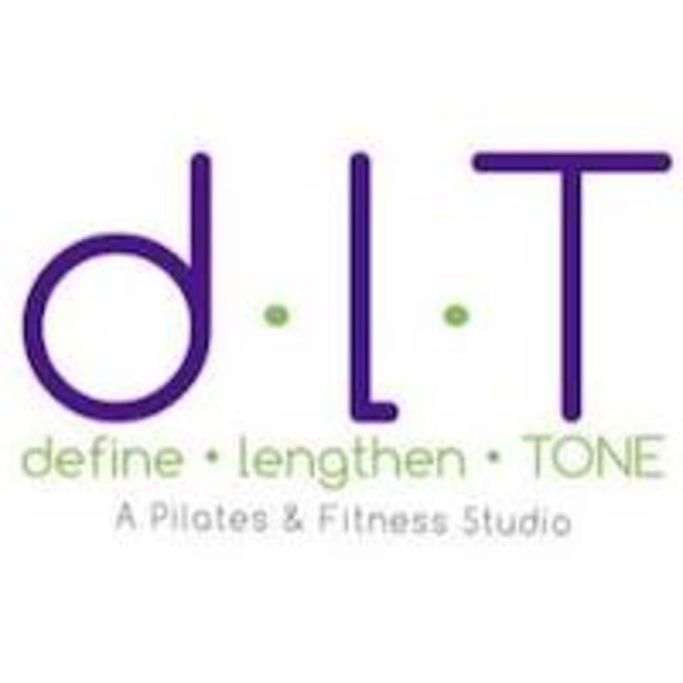 Dlt a Pilates & Fitness Studio logo