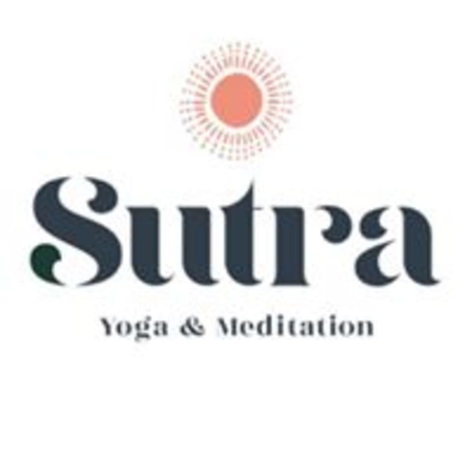 Sutra Yoga and Meditation logo