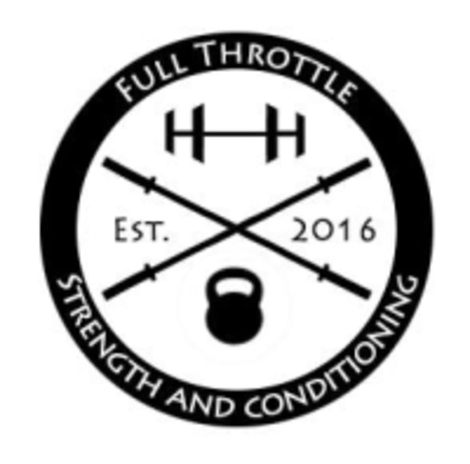 Full Throttle Strength and Conditioning logo