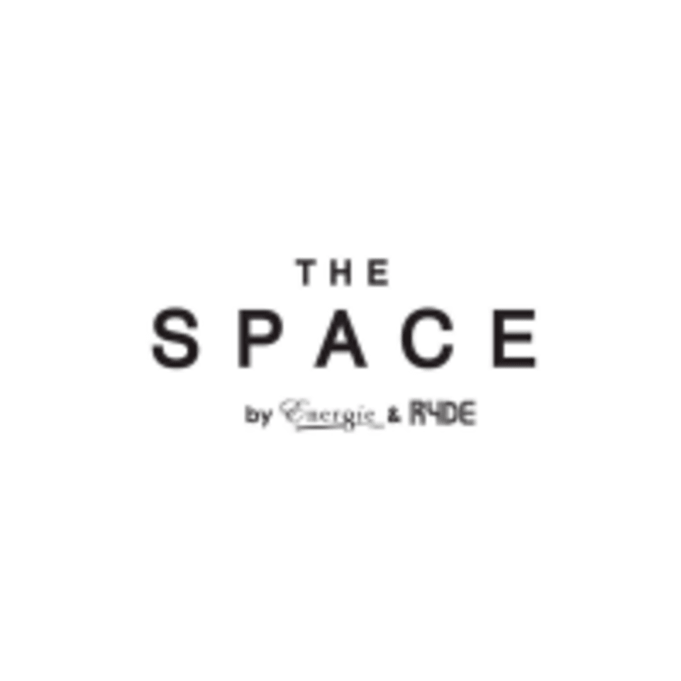 The SPACE by Ener8ie & RYDE logo