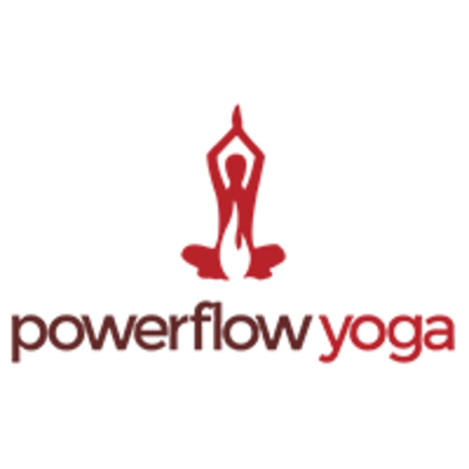 Powerflow Yoga  logo