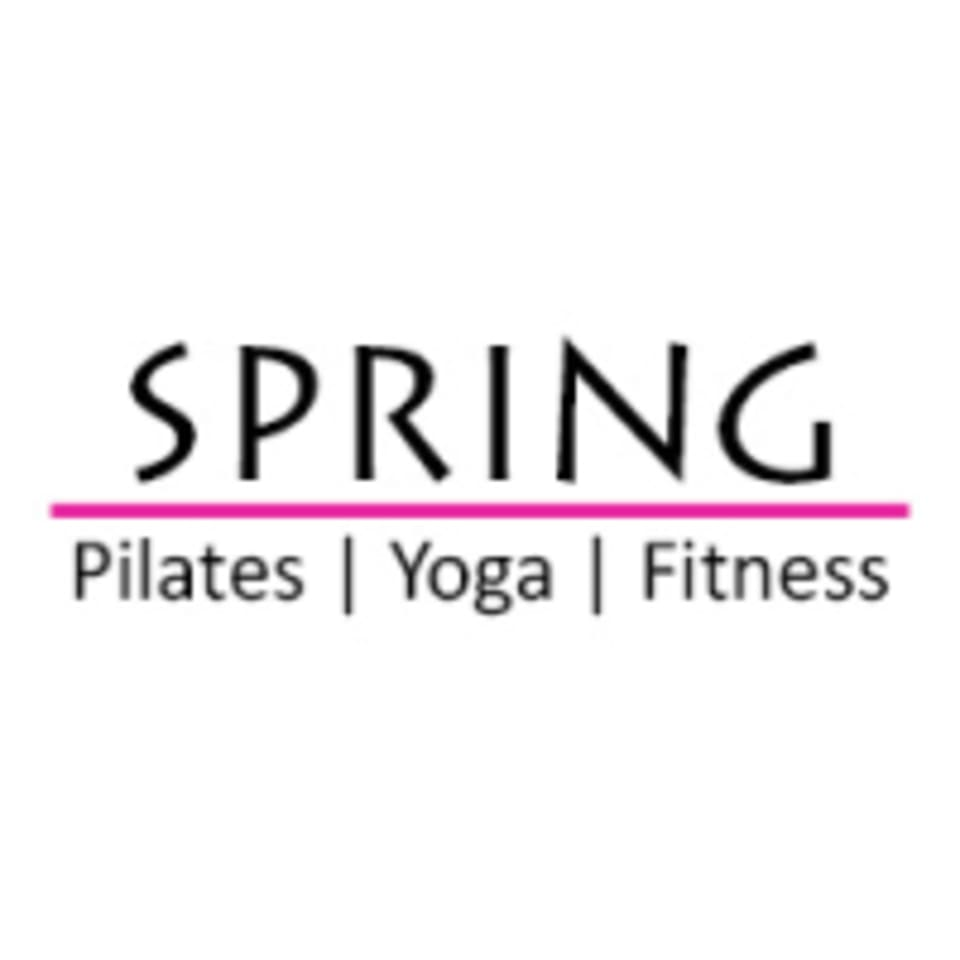 Spring Pilates, Yoga & Fitness logo