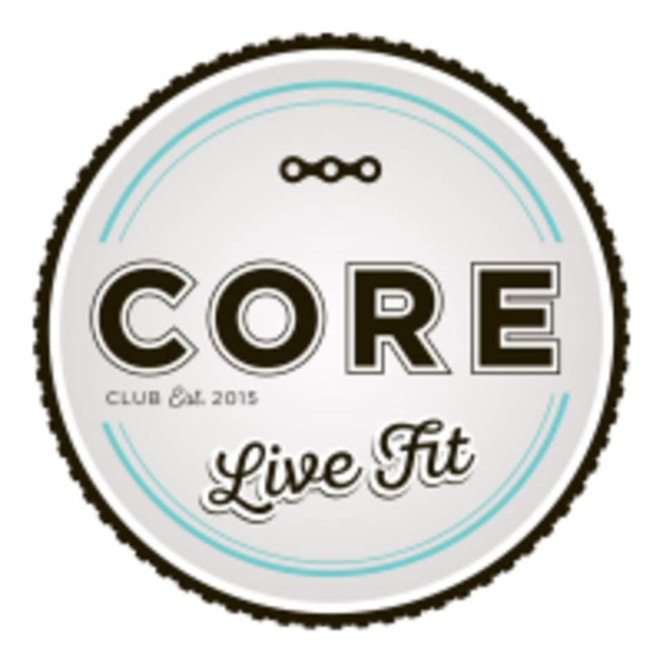 CORE SPIN CLUB logo