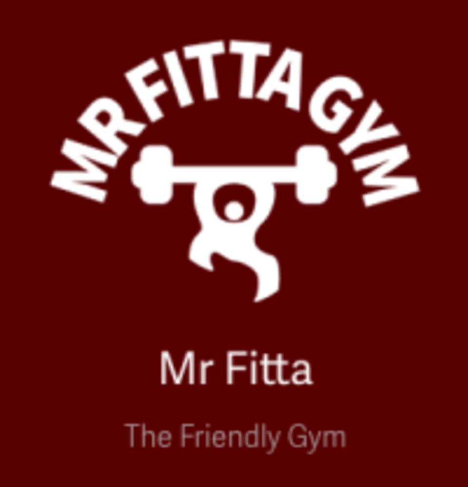Mr Fitta logo