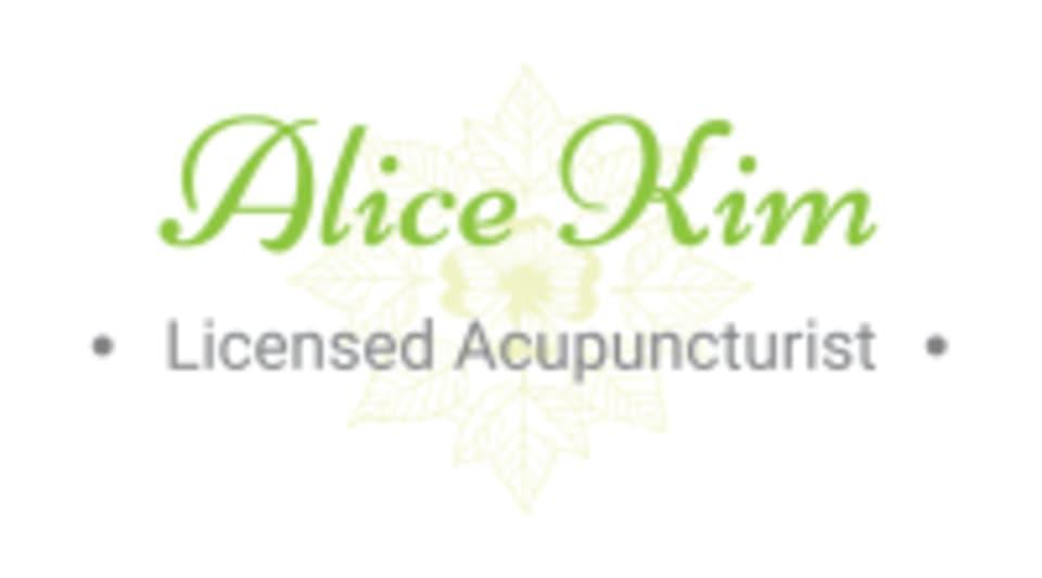 Alice Kim Acupuncture logo
