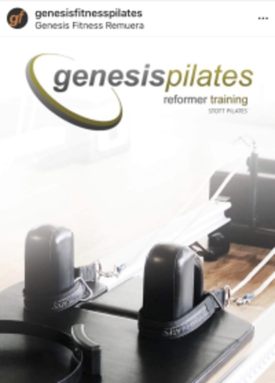 Genesis Fitness logo