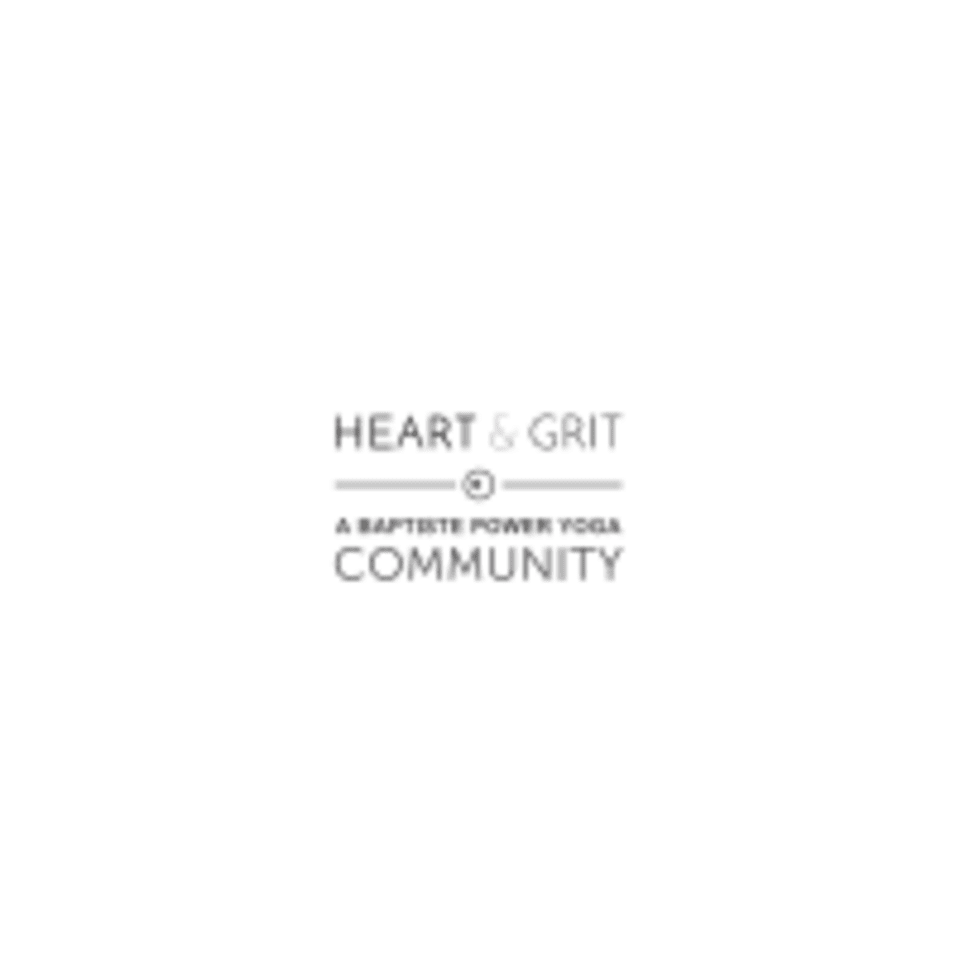 HEART & GRIT Power Yoga logo