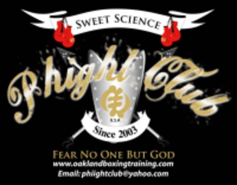 Phight Club Oakland Boxing Gym logo